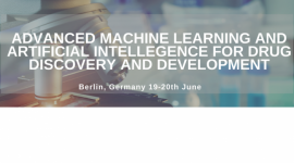 Advanced Machine Learning and Artificial Intelligence in Drug Discovery and Development