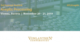3rd Annual Aseptic Processing Summit