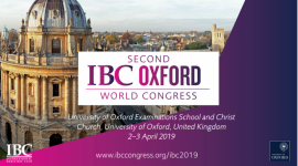2nd IBC Oxford World Congress