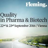 12th Annual Quality in Pharma & Biotech