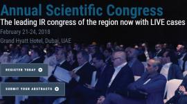 Pan Arab Interventional Radiology Society - PAIRS 2018