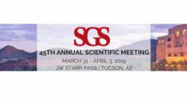 SGS 45th Annual Scientific Meeting