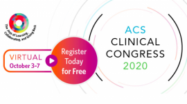 ACS Clinical Congress 2020 Virtual