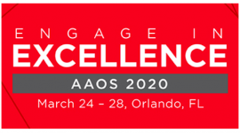 AAOS Annual Meeting 2020