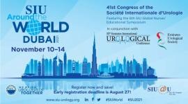 41st Congress of the Société Internationale d'Urologie