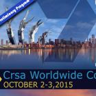 7th Worldwide CRSA Congress