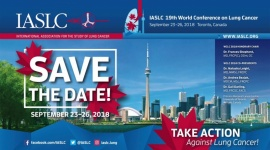 The 19th World Conference on Lung Cancer