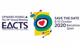 34th EACTS Annual Meeting
