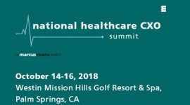The National Healthcare CXO Summit