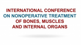 International Conference on Nonoperative Treatment of Bones, Muscles and Internal Organs
