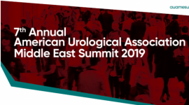 7th Annual American Urological Association Middle East Summit 2019