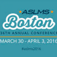 2016 ASLMS Annual Conference